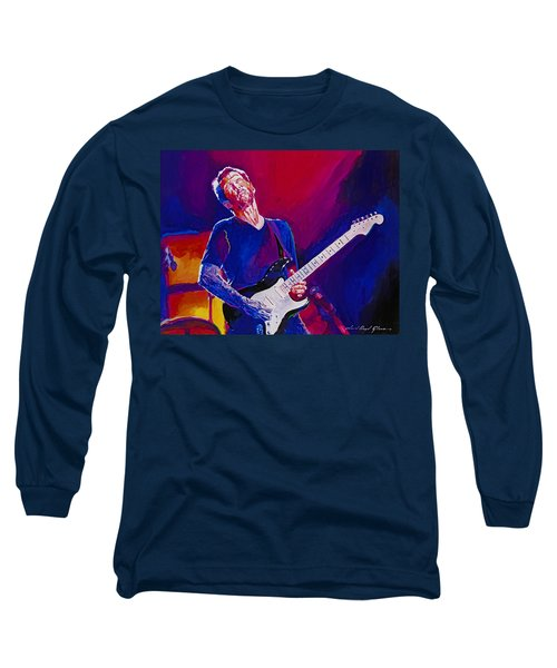 Eric Clapton - Crossroads Long Sleeve T-Shirt