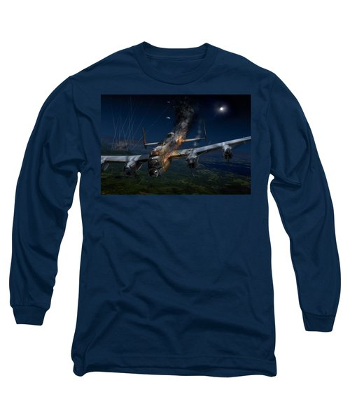 Escape At Mailly Long Sleeve T-Shirt