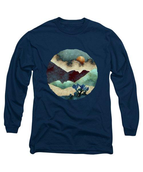 Evening Calm Long Sleeve T-Shirt