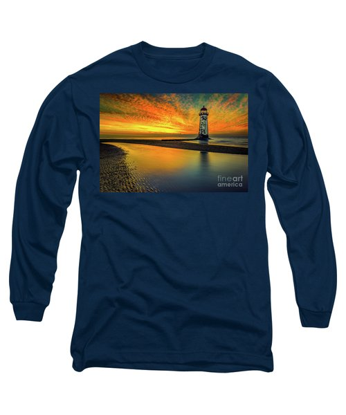 Long Sleeve T-Shirt featuring the photograph Evening Delight by Adrian Evans