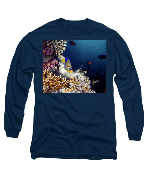 Exciting Red Sea World Long Sleeve T-Shirt
