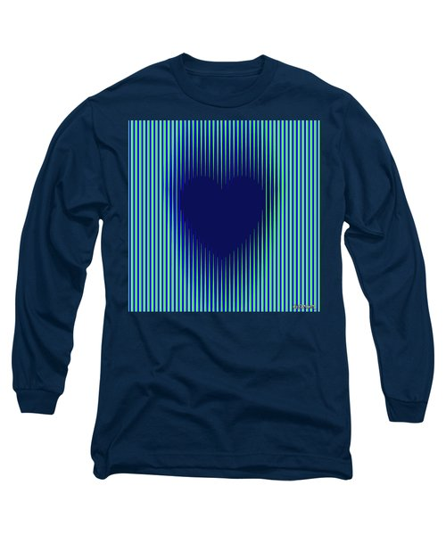 Expanding Heart 2 Long Sleeve T-Shirt