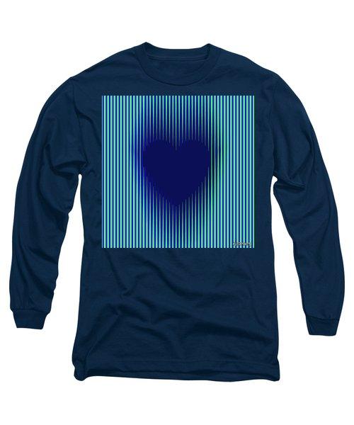 Expanding Heart 2 Long Sleeve T-Shirt