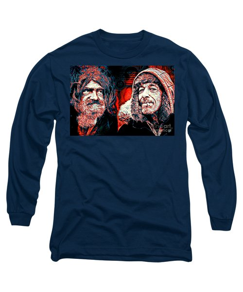 Expressions Long Sleeve T-Shirt