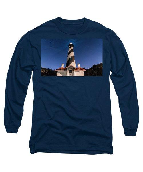 Extreme Night Light Long Sleeve T-Shirt