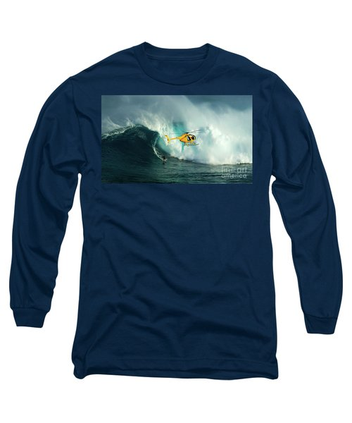 Extreme Surfing Hawaii 6 Long Sleeve T-Shirt