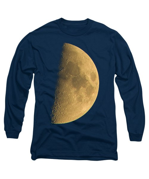 Eye Of The Night Long Sleeve T-Shirt