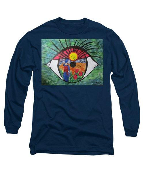 Eyewitness Long Sleeve T-Shirt