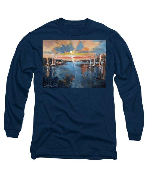 Fading Day Vi Long Sleeve T-Shirt