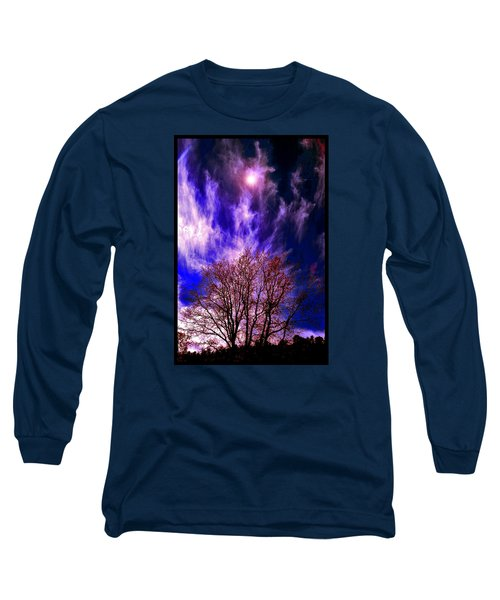 Fall Days In The Later World Long Sleeve T-Shirt by Susanne Still