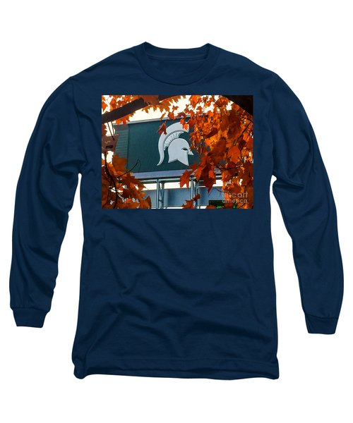 Fall Is Football Long Sleeve T-Shirt