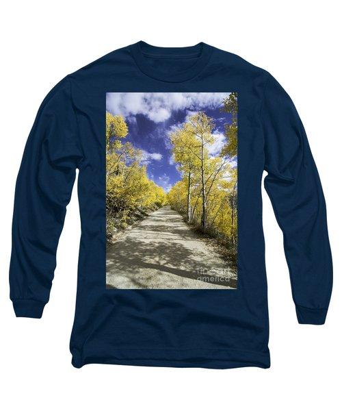 Fall On Boreas Pass Long Sleeve T-Shirt
