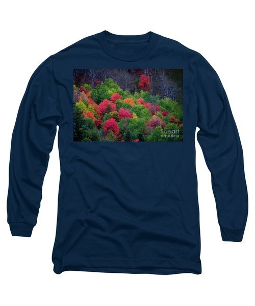 Fall Poppers Long Sleeve T-Shirt