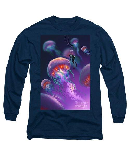 Fantasy Underworld Long Sleeve T-Shirt