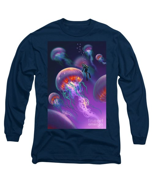 Fantasy Underworld Long Sleeve T-Shirt