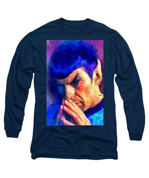 Fascinating Long Sleeve T-Shirt