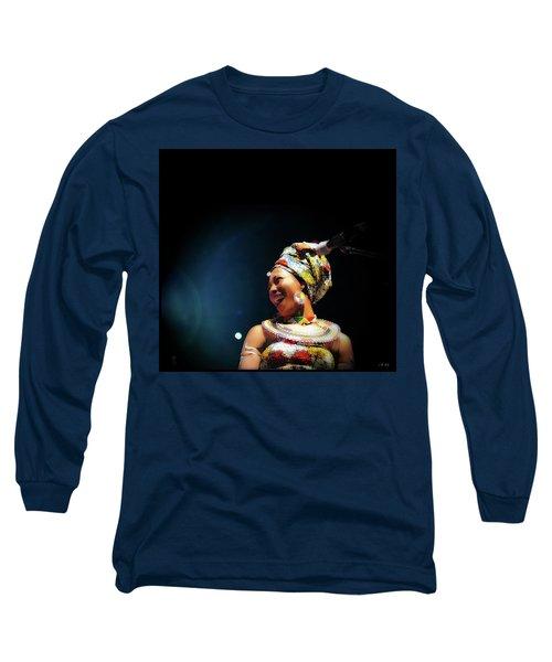 Fatoumata Diawara Long Sleeve T-Shirt