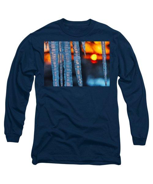 February Sunrise Long Sleeve T-Shirt