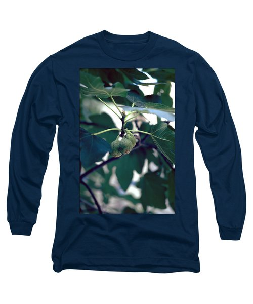Fig Long Sleeve T-Shirt