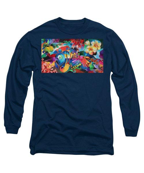Fiji Memories Long Sleeve T-Shirt