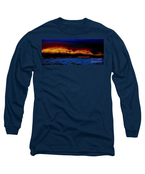 Fire On The Mountain  Long Sleeve T-Shirt