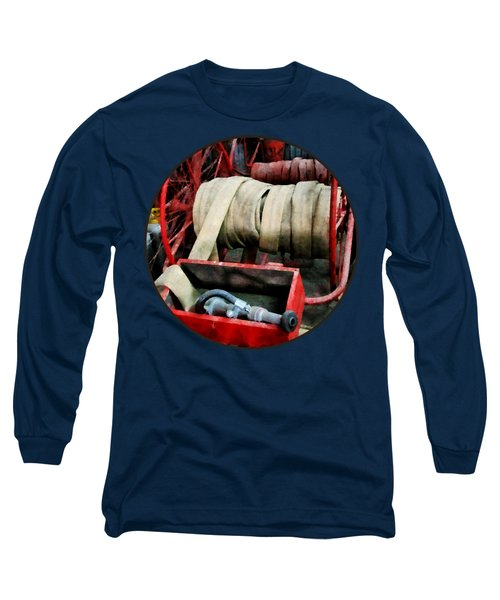 Fireman - Fire Hoses Long Sleeve T-Shirt