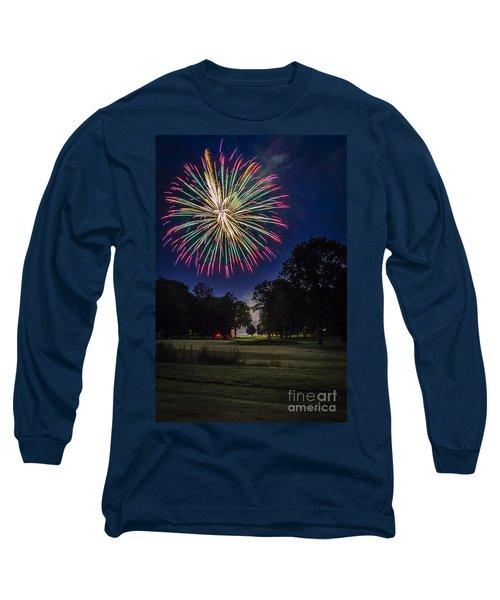 Fireworks Beauty Long Sleeve T-Shirt