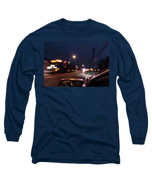 First Responders Long Sleeve T-Shirt by Randy Scherkenbach
