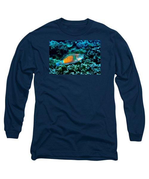 Fla-150811-nd800e-26049-color Long Sleeve T-Shirt by Fernando Lopez Arbarello