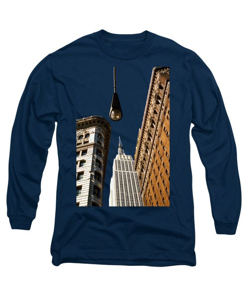 Flatiron District Long Sleeve T-Shirt