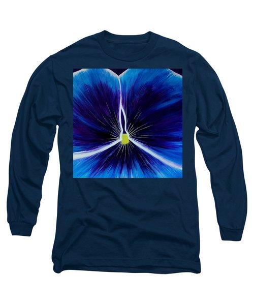 Flower Abstract 2 Long Sleeve T-Shirt