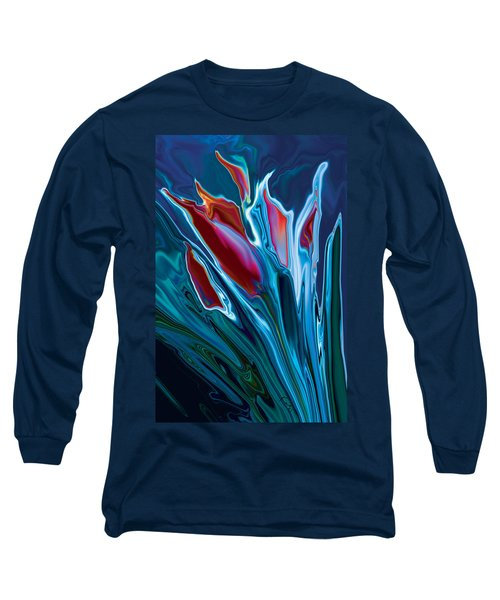 Flower Unknown 2 Long Sleeve T-Shirt