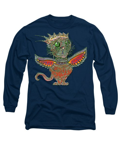 Flyin Lion Long Sleeve T-Shirt