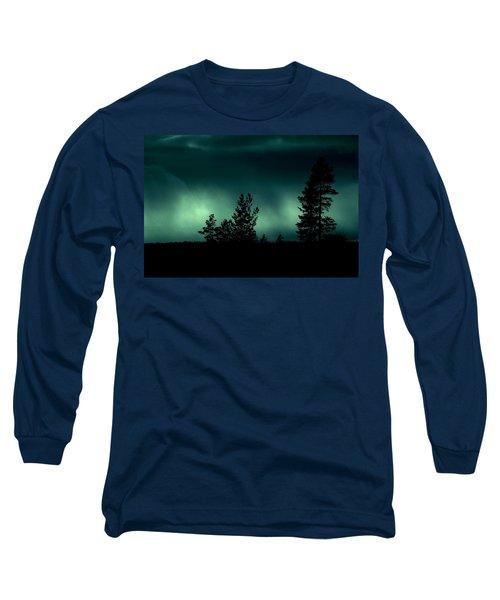 Foggy Night Long Sleeve T-Shirt