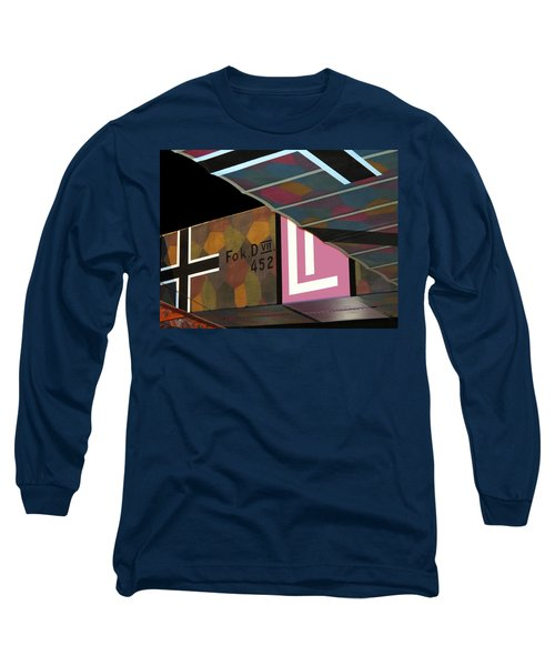 Fokker D Vii Long Sleeve T-Shirt by Dave Mills