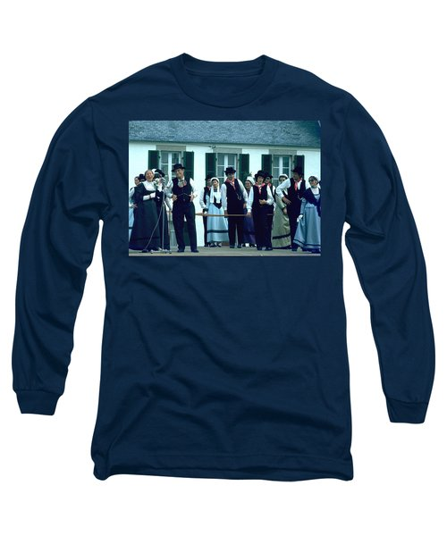 Folk Music Long Sleeve T-Shirt
