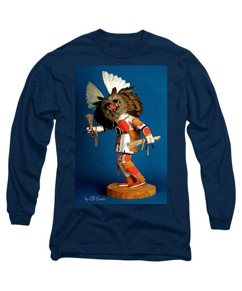 Fool Me Once Shame On Me Long Sleeve T-Shirt by Elf Evans
