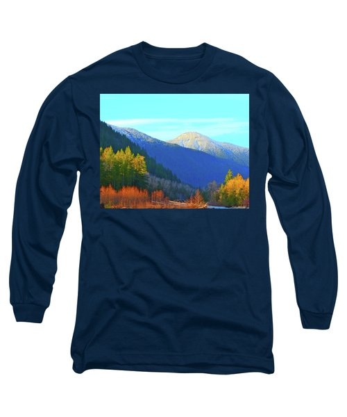 Foothills Long Sleeve T-Shirt