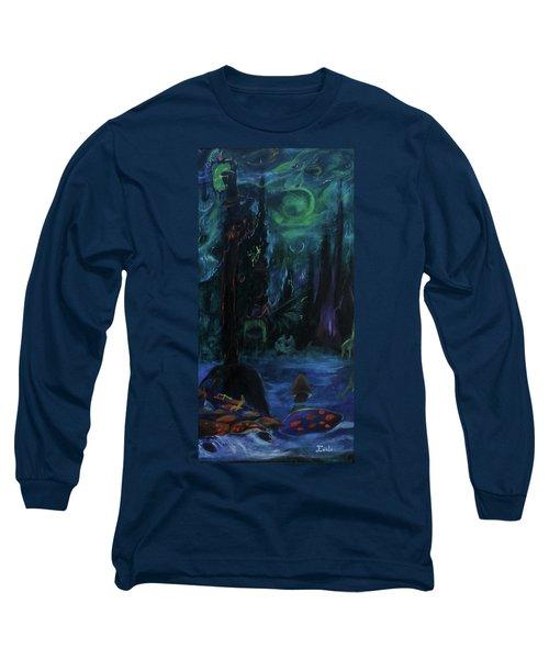 Forbidden Forest Long Sleeve T-Shirt