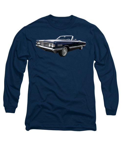 Long Sleeve T-Shirt featuring the photograph Ford Mercury Park Lane 1966 by Gill Billington