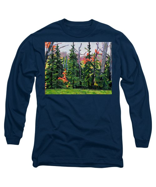 Forest Wall Long Sleeve T-Shirt