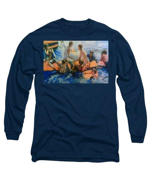 Forgotten But Not Gone Long Sleeve T-Shirt
