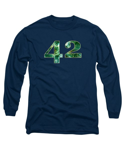 Forty Two Long Sleeve T-Shirt
