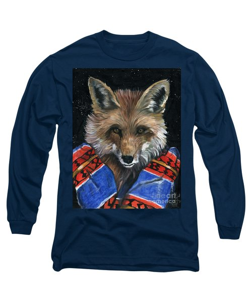 Fox Medicine Long Sleeve T-Shirt