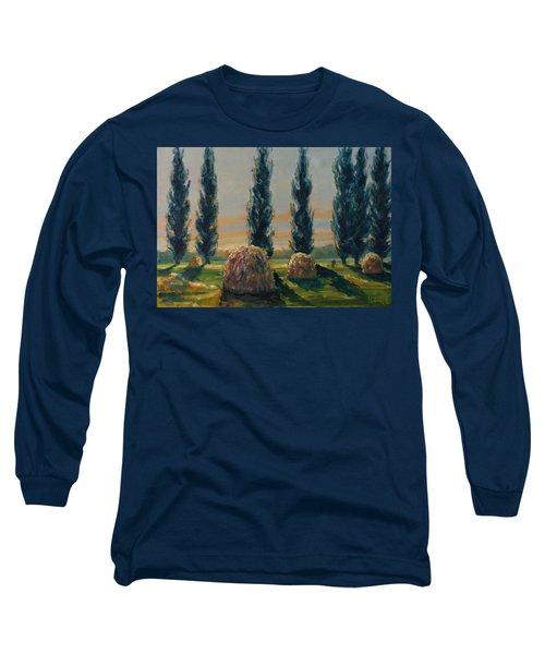 France Iv Long Sleeve T-Shirt