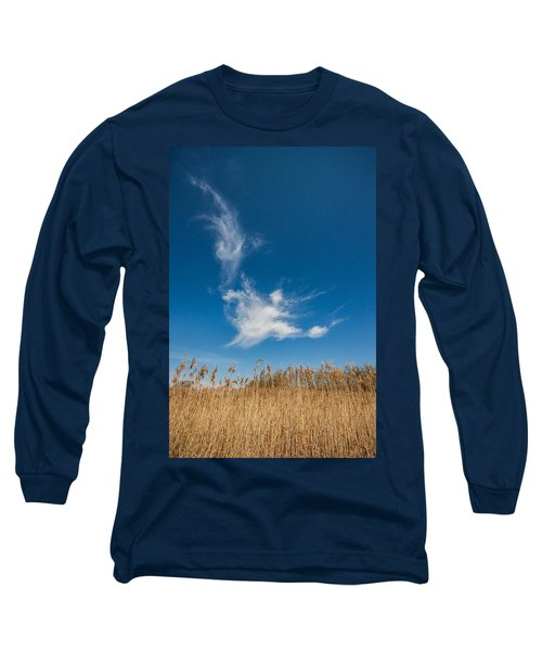 Long Sleeve T-Shirt featuring the photograph Freedom by Davorin Mance