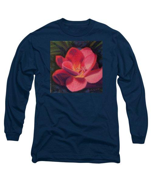 Freesia Dawn Long Sleeve T-Shirt