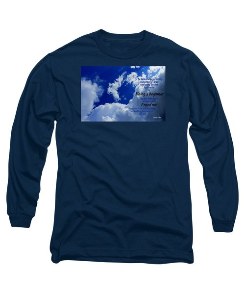 Freshness Long Sleeve T-Shirt by David Norman