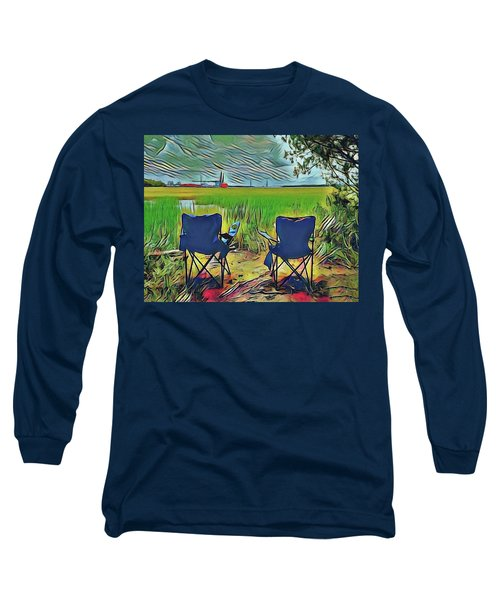 Front Row Seat Long Sleeve T-Shirt