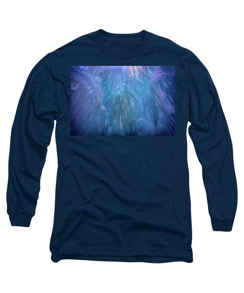 Long Sleeve T-Shirt featuring the photograph Frozen by Rick Berk